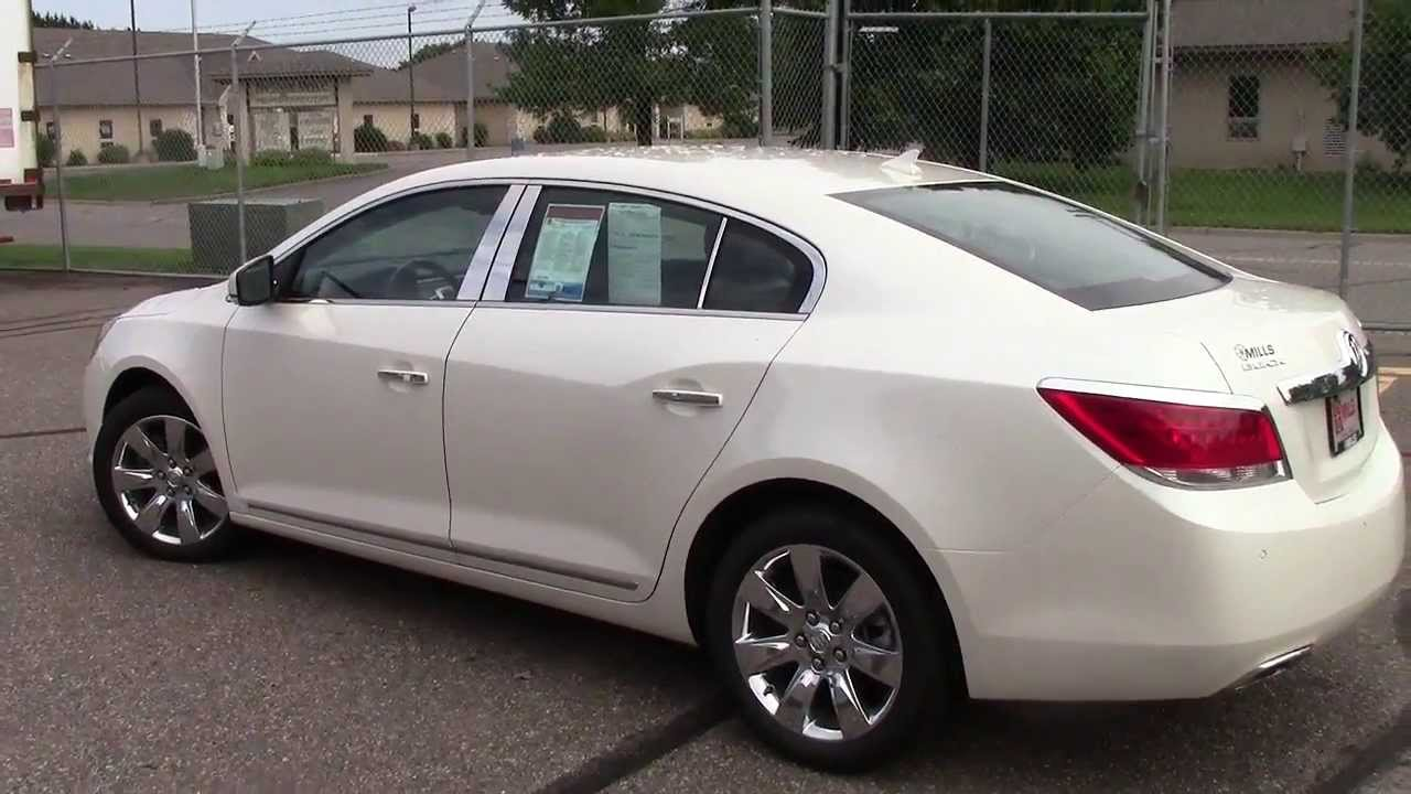 2011 buick lacrosse cxs youtube. Black Bedroom Furniture Sets. Home Design Ideas
