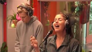 "CATALI ""Cheers"" live performance and interview on Dutch Radio Omroep Flevoland &q ..."