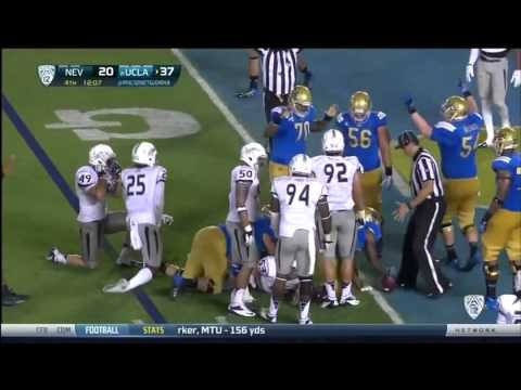 UCLA vs Nevada 2nd Half Offense Highlights