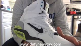 Live! Nike Air Command Force Pump Retro On Feet Review 2014 79e4c928f