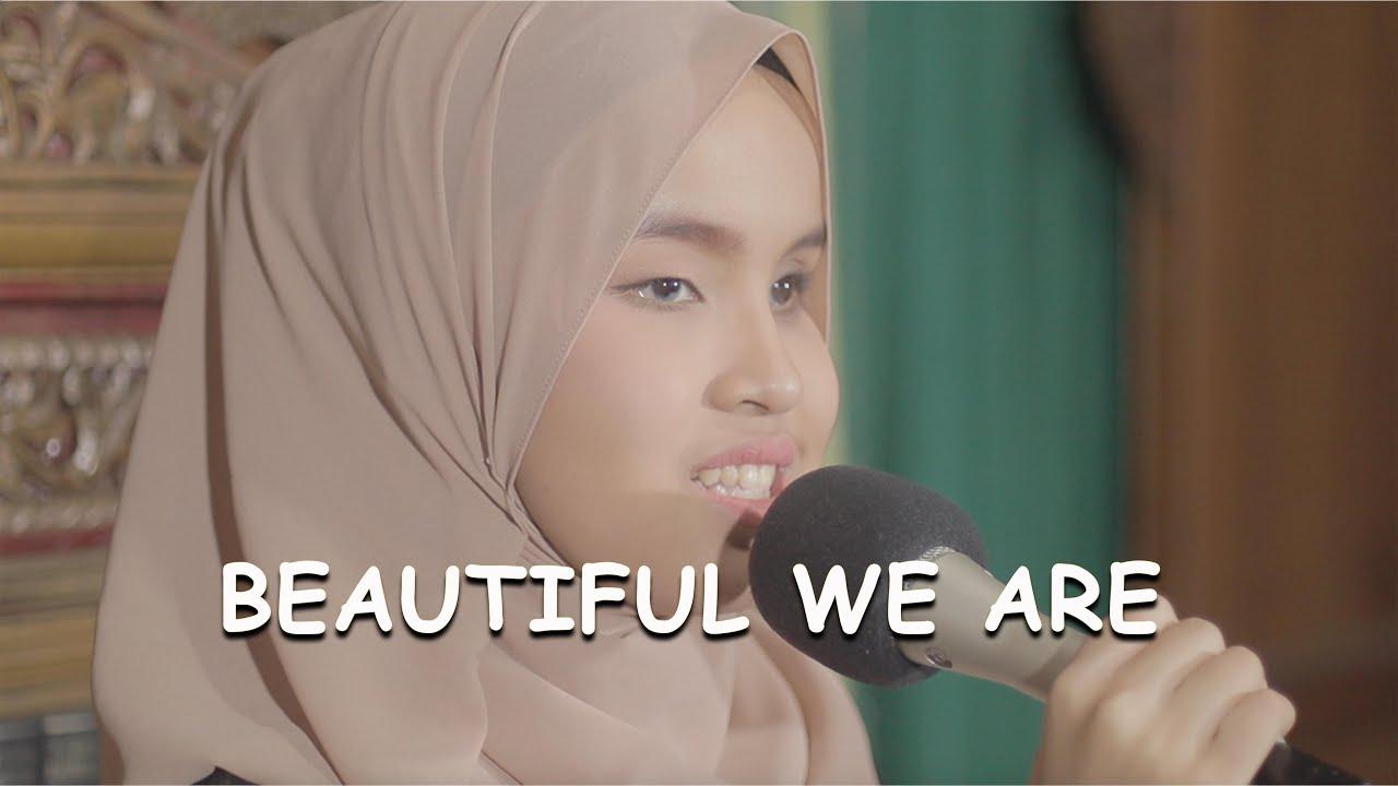 Alffy Rev - Beautiful We Are (ft. Hanin Dhiya) | Putri Ariani Cover