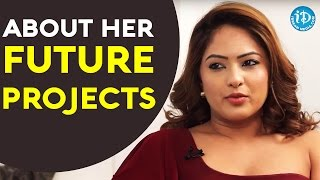 Nikesha Patel About Her Future Projects || Araku Road Lo || Talking Movies With iDream