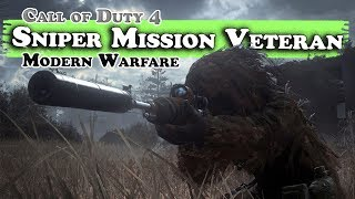 Call of Duty 4 Modern Warfare - Best mission in cod history 1440p60HD