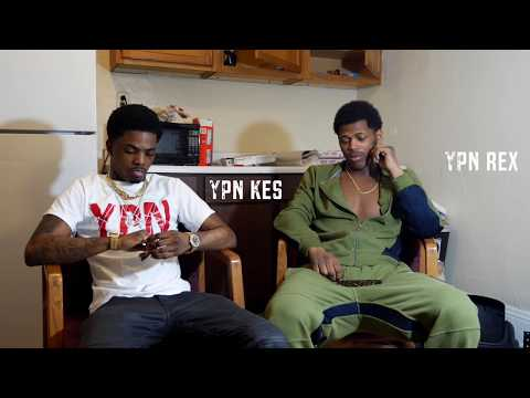 """YPN Kes & YPN Rex """"Truth Behind YPN"""" Kes Talks Robbery In ATL, Fake Chain & More"""