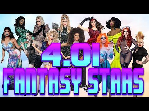 Episode 1 Season 4 - RuPaul's Drag Race Fantasy Stars (Fantasy All Stars 5)