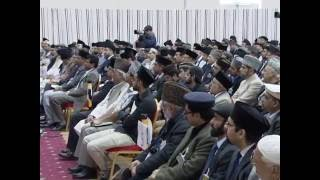 Majlis-e-Shura UK Address 2016 (English)