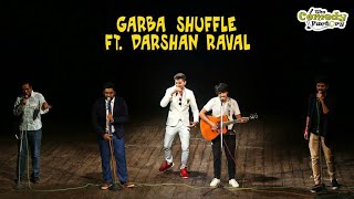 Garba Shuffle || The Comedy Factory ft. Darshan Raval