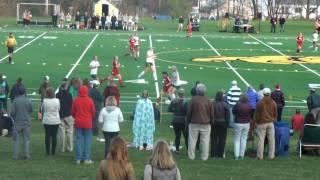 2016 d 1 girls soccer semi finals cvu vs bba