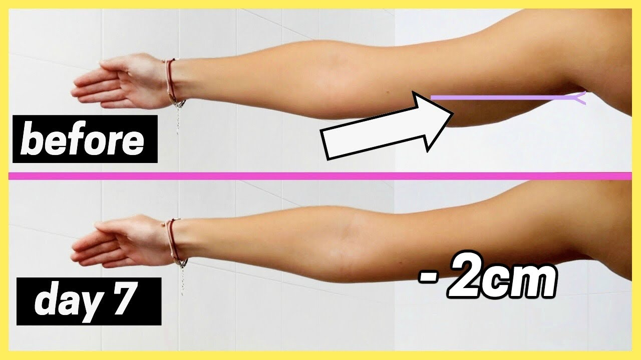 slimming arms rapid