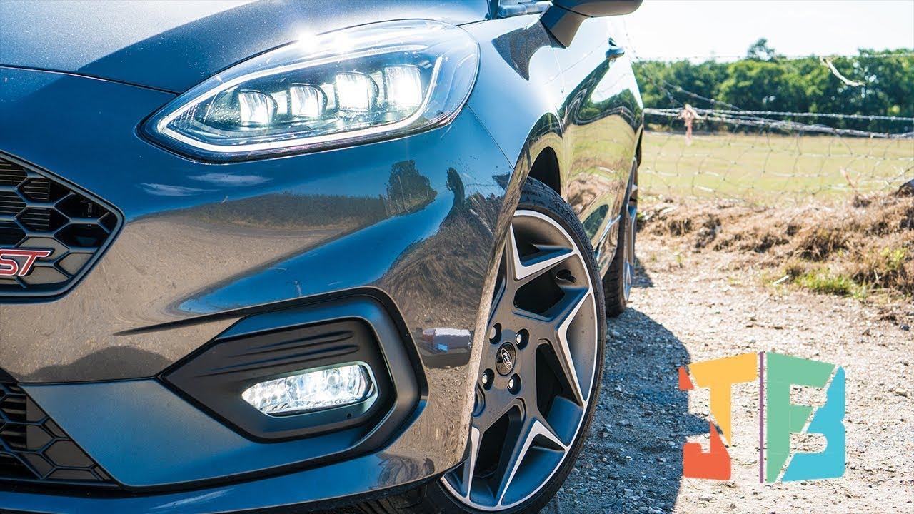 How To Install The Ceuk Led Fog Light Upgrade Mk8 Fiesta