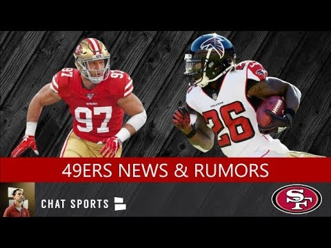 4ebba190 49ers News & Rumors On Tevin Coleman As A Top NFL RB, New Defensive Scheme  & Ring Of Honor