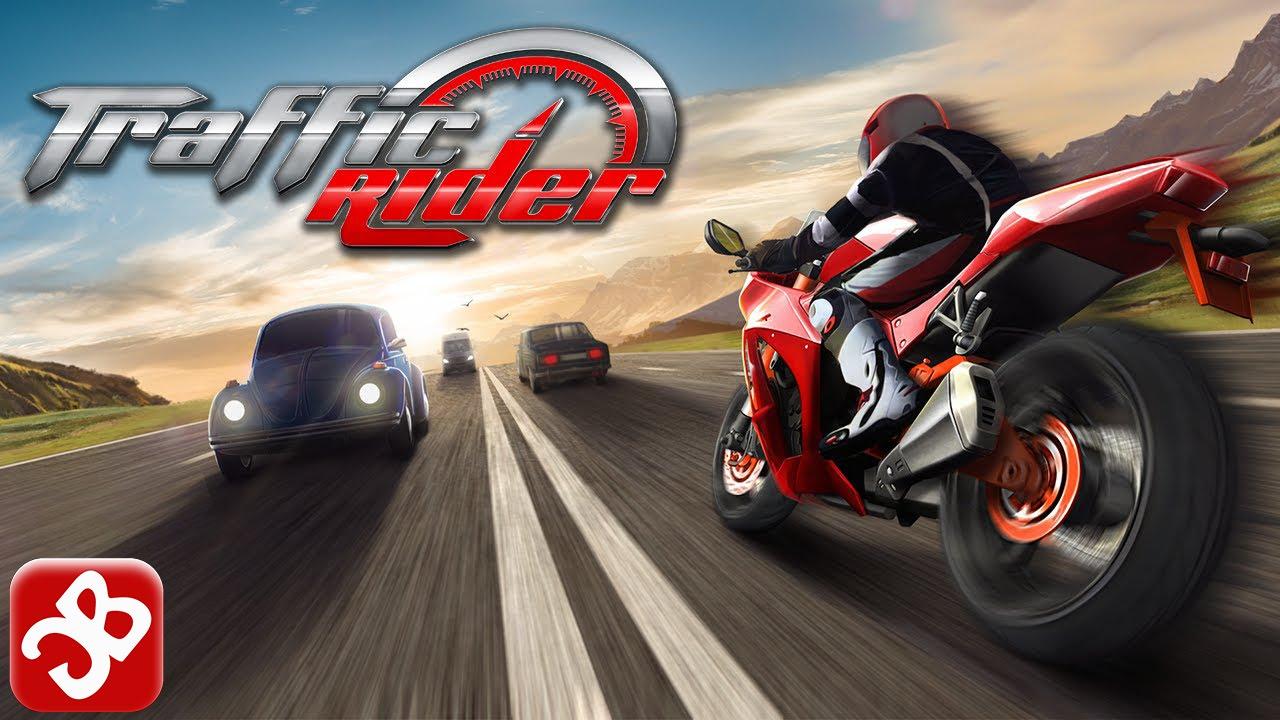 تحميل لعبة ترافيك رايدر Download Traffic Rider 2016 برابط مباشر coobra.net
