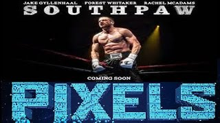 Reel Me In: A Movie Podcast - Ep. 88: Southpaw & Pixels