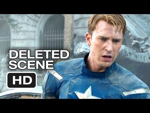 The Avengers Deleted Scene - The Cop & The...