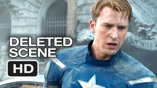 The Avengers Deleted Scene - The Cop & The Waitress (2012) - Robert Downey Jr. Movie HD