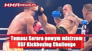 DSF 18: Tomasz Sarara nowym mistrzem po znokautowaniu Romankevicha