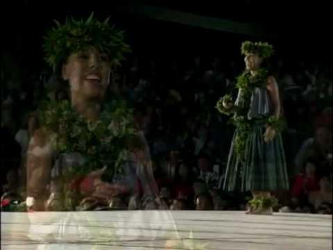 Merrie Monarch 2002 - Hula Halau 'O Kamuela - MAH Kahiko