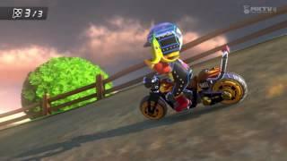 Copia de Wii U - Mario Kart 8 - (Wii) Pradera Mu-Mu