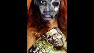 Halloween Look Zombie Girl Thumbnail