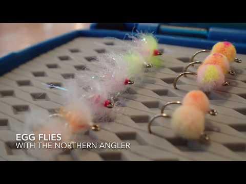 Tying Egg Flies