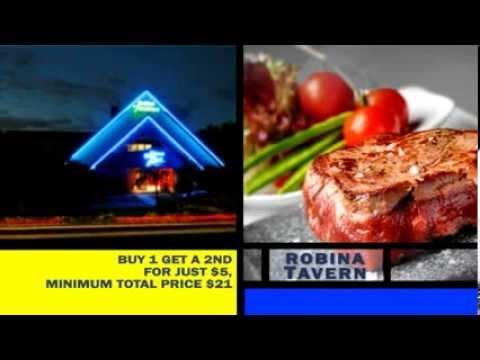 Robina Tavern TV Commercial