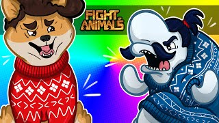 WIELKIE BITWY MAGICZNYCH ZWIERZĄT! | FIGHT OF ANIMALS /w Puzonik