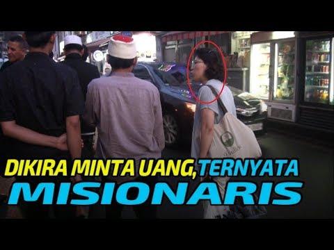 Misionaris Orang Korea Salah Sasaran Lalu Kabur
