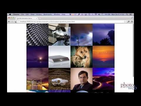 Swipes, Retina, GPU — The Web for Photographers, 2012