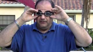 Prescription Swimming Goggles - SwimSpec™