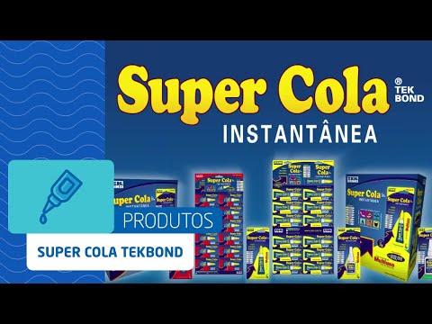 Super Cola Tekbond