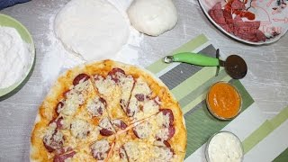 Итальянская пицца. Часть 1 : тесто. Как приготовить тесто для пиццы?(Часть 2. Соус для пиццы: https://youtu.be/oYLsNrdNh_g Часть 3. Как собирать и выпекать пиццу: https://youtu.be/STWB6jWXSiw ТЕСТО ДЛЯ..., 2016-08-04T18:50:15.000Z)