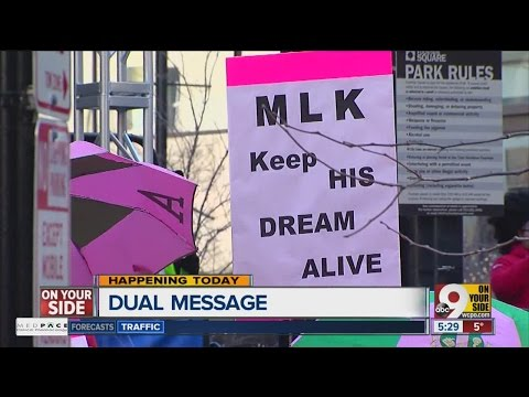 Cincinnati Martin Luther King Jr. Day events