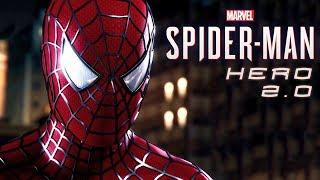 Скачать Marvel S Spider Man PS4 Hero 2 0 Raimi Suit