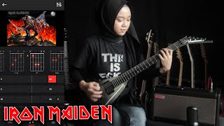 The Trooper - Iron Maiden cover with Spark Amp Positive Grids