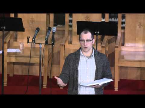 13 March 2016 – Pastor Jason Rempel – 'Mind-Boggling Forgiveness' - Isaiah 55:1-11