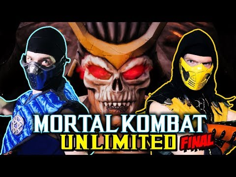 Scorpio and Sub-Zero Finish Mortal Kombat Unlimited! | MKX PARODY! thumbnail