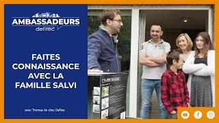 Découvrez nos Ambassadeurs de marque Defitec : La Famille Salvi - Episode 1/3