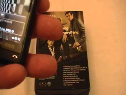 Samsung P520 Giorgio Armani by SuperRey