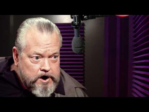 Orson Welles Frozen Peas