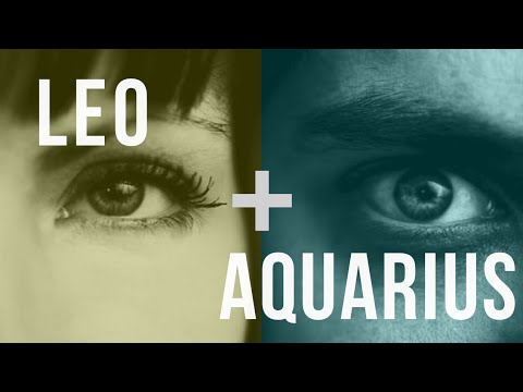 Why Aquarius and Leo Are Attracted to Each Other | PairedLife