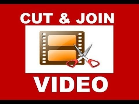 How to cut and merge videos