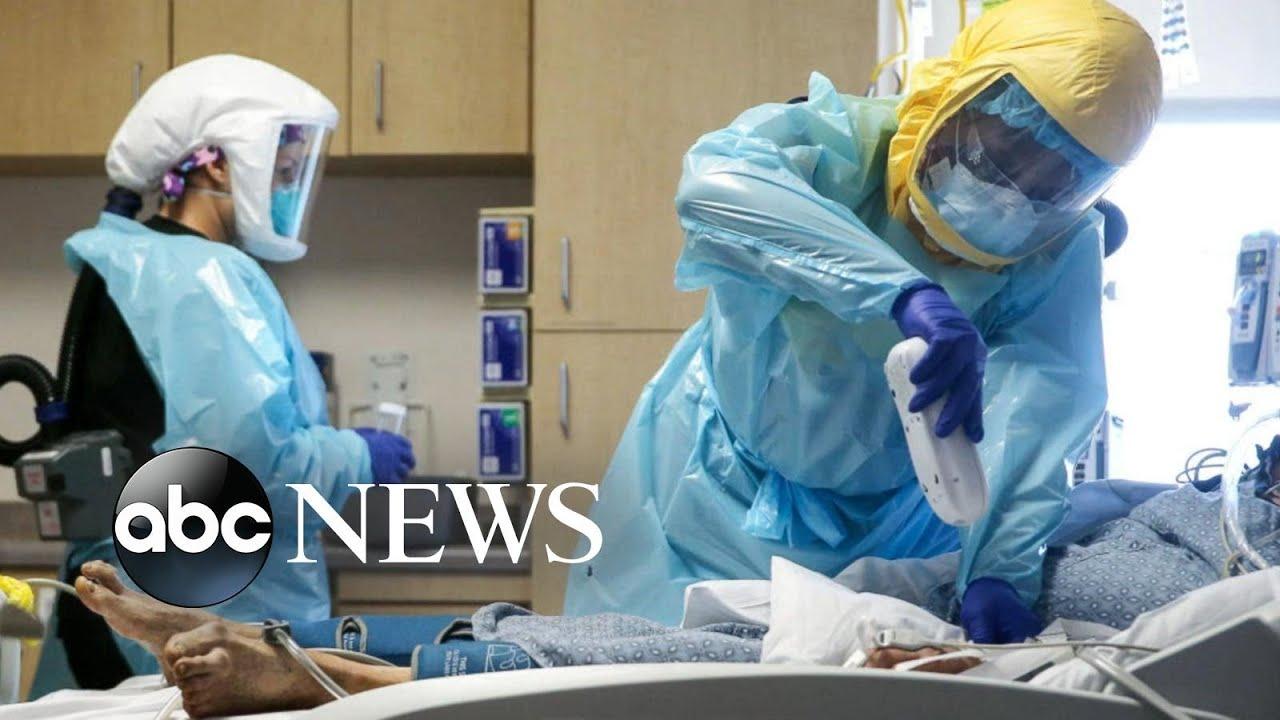 Download Daily coronavirus deaths hit staggering milestone