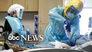 Daily coronavirus deaths hit staggering milestone