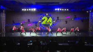 """Dancemakers of Atlanta Small Fry Competition Team 2017 """"Let the Beat Hit 'Em"""""""