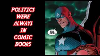 Politics Have Always been In Comic Books