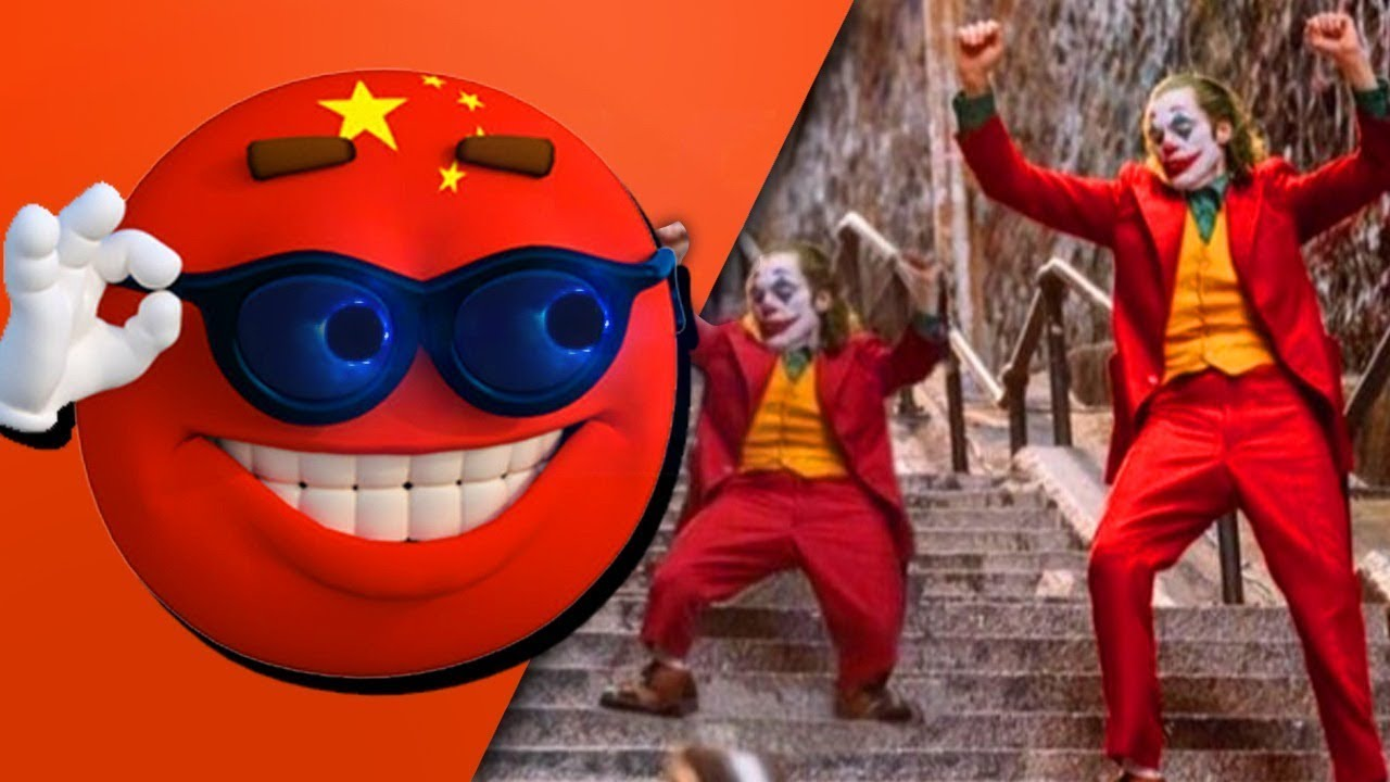 Hong Kong vs Joker Ends Fortnite  [MEME REVIEW]