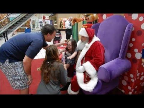 Scared of Santa | (W65.5) BringingUpEmmy