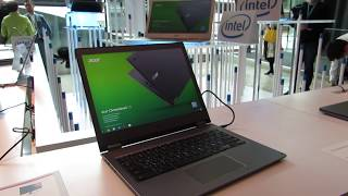 Acer Chromebook 13 hands-on