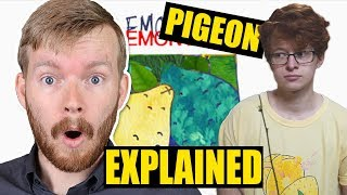 """Pigeon"" by Cavetown Is INSANE! I was so confused... 