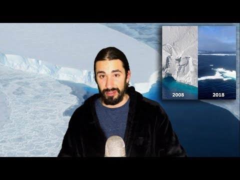 Bobby Gunther Walsh - Antarctica:  The 10 Year Challenge